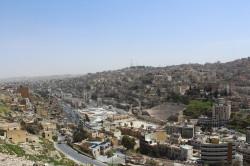 Uitzicht vanaf de citadel