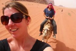 Andries en Inge of Arabia